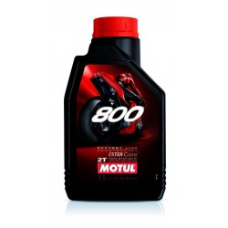 MOTUL 800 LUBRICANT OIL FOR ROAD 2 STROKE ENGINES