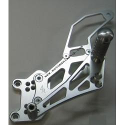 4-RACING EINSTELLBARE HINTERE SETS FÜR HONDA CBR 1000 RR 2004/2007 (Normalgetriebe)