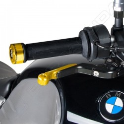 PAIR OF BARRACUDA HANDLEBAR STABILIZERS FOR BMW R NINE T 2014/2020 (All models)