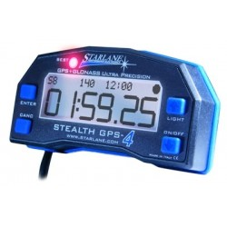 STARLANE STEALTH GPS-4 LITE AUTOMATIC STOPWATCH WITH GPS RECEIVER