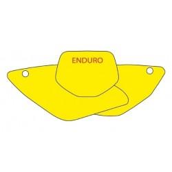 BLACKBIRD NUMBER STICKER KIT ENDURO MODEL FOR HONDA CRE 450 F 2002/2004