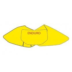 NUMBER-CARRYING ADHESIVE KIT BLACKBIRD ENDURO MODEL FOR HONDA CRE 250 F 2004/2005