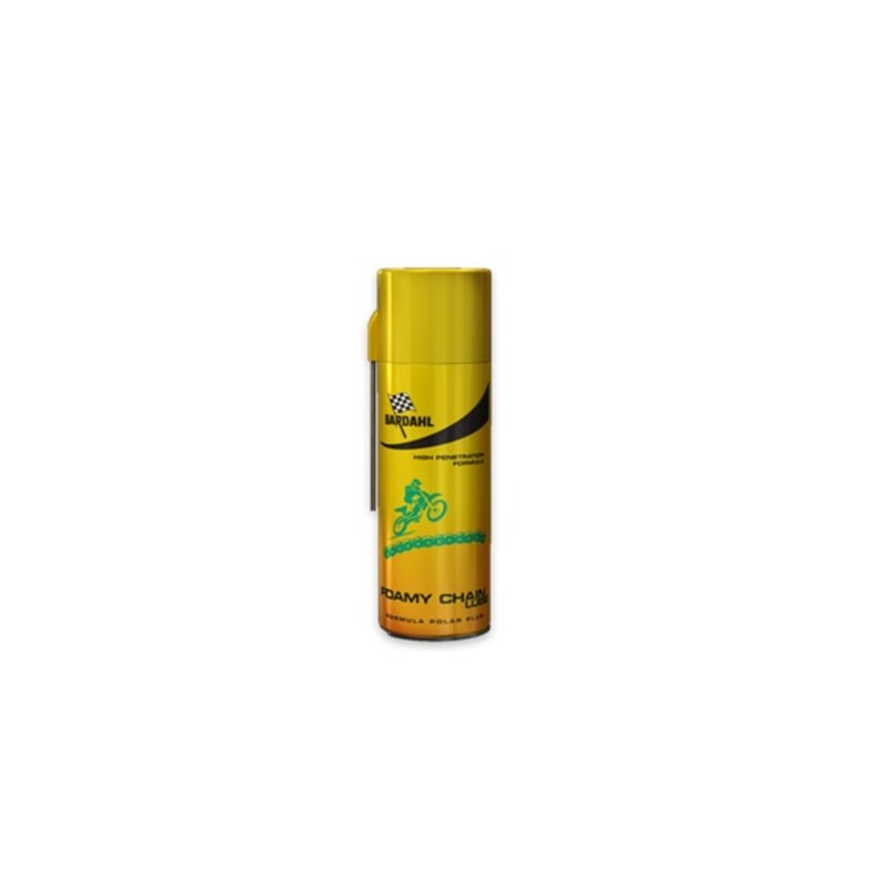 LUBRIFICANTE SPRAY BARDAHL PER CATENE DI TRASMISSIONE MOTO OFF-ROAD 400 ml