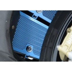 RETINA PROTEZIONE RADIATORE OLIO R&G PER BMW S 1000 XR 2015/2019, S 1000 RR 2009/2018, S 1000 R 2014/2020, HP4