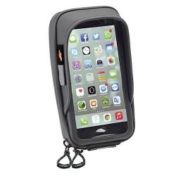 PORTA SMARTPHONE UNIVERSALE KAPPA CON AGGANCIO A MANUBRIO COMPATIBILE CON IPHONE E SAMSUNG