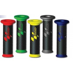 PAIR OF MOTOGP GRIPS FOR MOTORCYCLES