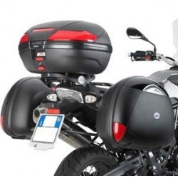 GIVI E194 BRACKETS FOR FIXING THE MONOKEY CASE FOR BMW F 650 GS 2008/2012, F 800 GS 2008/2017