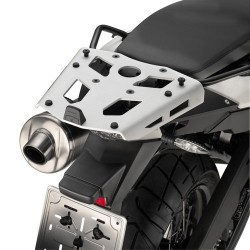 BRACKETS GIVI ALUMINIUM SRA5103 FOR FIXING MONOKEY TRUNK FOR BMW F 800 GS 2008/2017, F 800 GS ADVENTURE 2013/2018