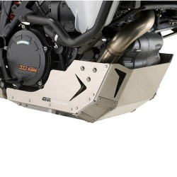 GIVI ALUMINUM BUMPER FOR KTM 1050 ADVENTURE 2013/2016