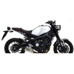 ARROW COMPLETE EXHAUST SYSTEM WITH JET RACE TERMINAL IN TITANIUM CARBON BASE FOR YAMAHA XSR 900 2016/2020
