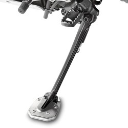 GIVI ALUMINUM BASE WITH INCREASED SURFACE FOR ORIGINAL HONDA AFRICA TWIN 1000 STAND 2016/2017 *