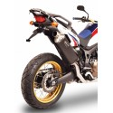 SPARK COMPLETE EXHAUST SYSTEM WITH DAKAR TITANIUM TERMINAL FOR HONDA AFRICA TWIN 1000 2016/2019
