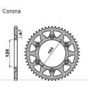 STEEL REAR SPROCKET FOR 520 CHAIN FOR HONDA (ALL MODELS EXCEPT CRF 150 RE DISPLACEMENT LOWER THAN 125 cc.)