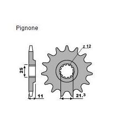 STEEL PIN FOR CHAIN 520 FOR HUSQVARNA TC 510 2004/2010, TE 510 2004/2010, TE 610 2006/2009