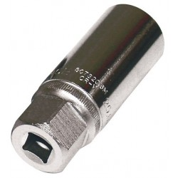 20.6 MM MAGNETIC SOCKET WRENCH FOR SPARK PLUGS WITH 3/8 CONNECTION