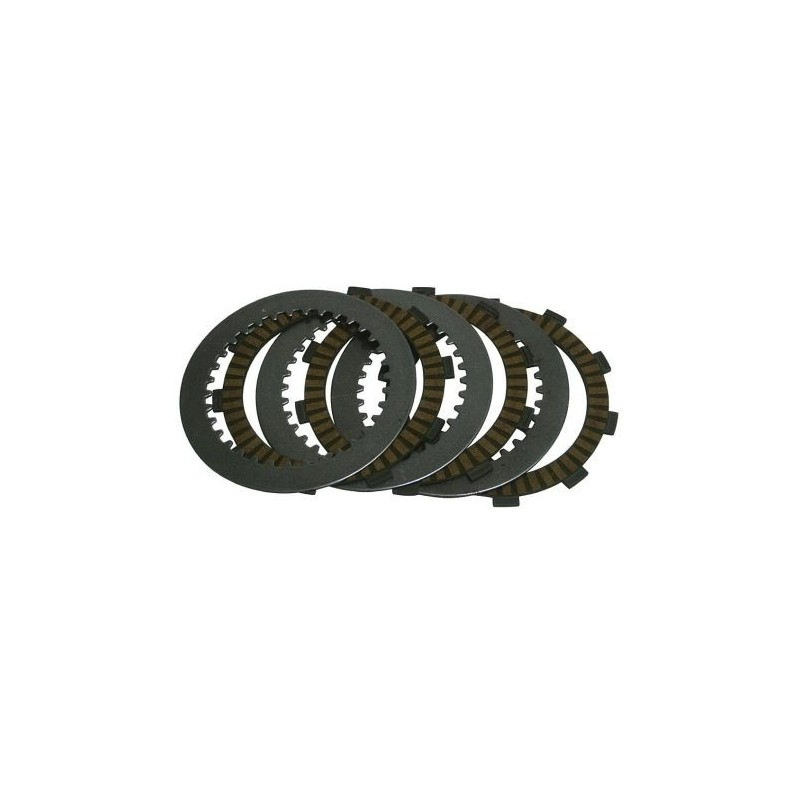 FCC SEALED CLUTCH DISCS SET FÜR KTM SX 125 2000/2018, SX 150 2009/2018