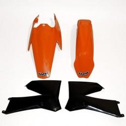 UFO PLASTIC KITS AS ORIGINAL FOR KTM SX 2011/2012 (NO DISPLACEMENT LOWER THAN CC 125)
