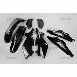 PLASTIC KITS UFO AS ORIGINAL FOR HUSQVARNA CR 250 R 2009/2013