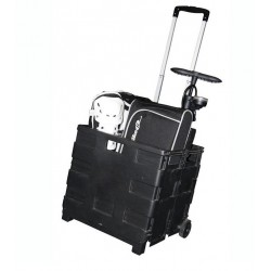 TROLLEY RICHIUDIBILE PER ATTREZZATURE MOTO