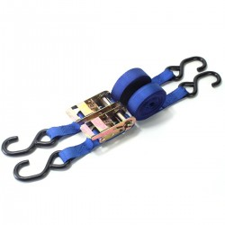PAIR OF TIE2RAT RATCHET STRAPS