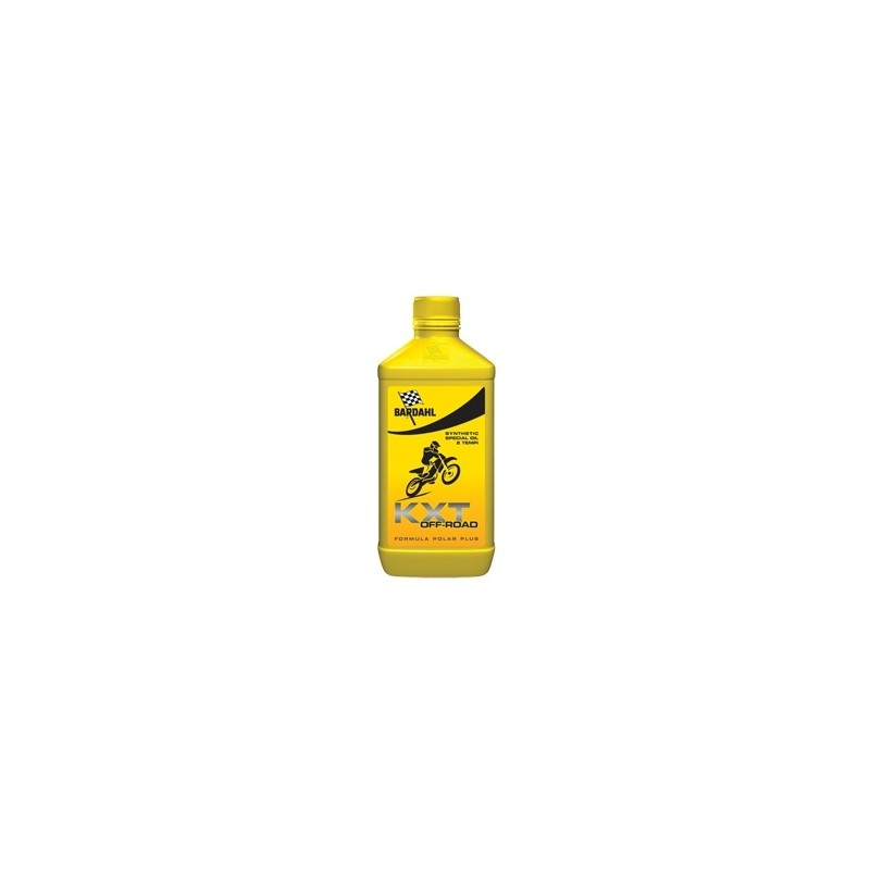 OLIO LUBRIFICANTE MOTORE BARDAHL OFF-ROAD 2T KXT
