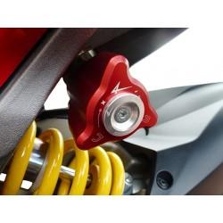 4-RACING REGULATOR FOR SINGLE SHOCK PRELOAD DUCATI HYPERMOTARD 821 2013/2015