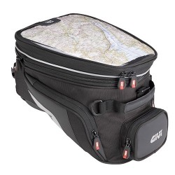 GIVI XS320 EXTENDABLE SOFT TANK BAG WITH TANKLOCK SYSTEM FOR HONDA AFRICA TWIN 1000 2016/2019