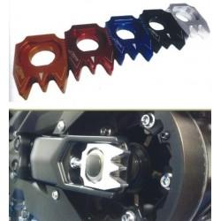 ERGAL 4-RACING CHAIN TENSIONER BLOCK FOR KTM RC8 1190 2008/2013