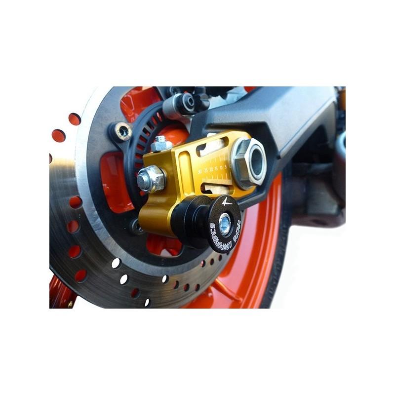 TENDICATENA 4-RACING IN ERGAL PER DUCATI MONSTER 696 2008/2011