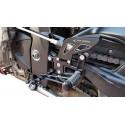 PEDANE ARRETRATE REGOLABILI 4 RACING PER BMW S 1000 R 2014/2018 (cambio normale e rovesciato)