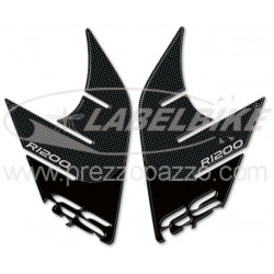 3D STICKERS TANK SIDE PROTECTIONS FOR BMW R 1200 GS 2013/2018