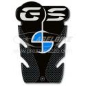 ADESIVO 3D PROTEZIONE SERBATOIO PER BMW GS CM 18 X 12