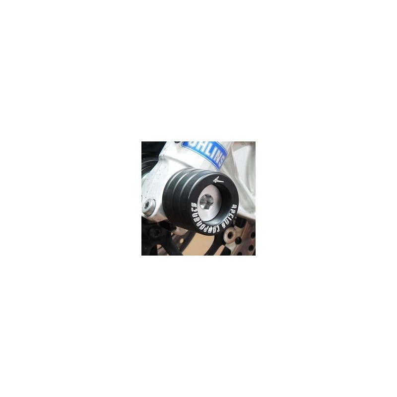 COPPIA TAMPONI PROTEZIONE FORCELLA 4-RACING PER DUCATI SCRAMBLER CLASSIC 800 2015/2018
