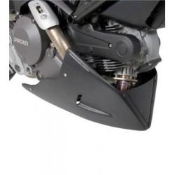 AEROSPORT BARRACUDA TOE CAP IN ABS FOR DUCATI MONSTER 1100 2009/2010 (matt black to be painted)