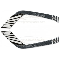 3D STICKERS GUARDS PASSENGER HANDLES FOR HONDA AFRICA TWIN