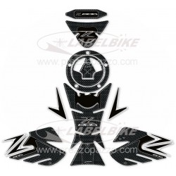 3D STICKERS SIDE PROTECTORS, TANK, CAP, RISER FOR KAWASAKI Z 800
