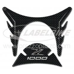 ADESIVI 3D PROTEZIONI BLOCCO CHIAVE MOTO KAWASAKI Z 1000 2010/2013