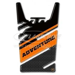 ADESIVO 3D PROTEZIONE SERBATOIO PER KTM ADVENTURE 1050/1190/1290
