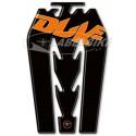 ADESIVO PARASERBATOIO 3D PROTEZIONE SERBATOIO PER KTM DUKE/SUPER DUKE