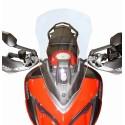 CUPOLINO FABBRI SERIE GEN-X TOURING PER DUCATI MULTISTRADA 1200 ENDURO 2016/2018, TRASPARENTE