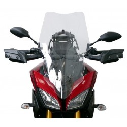 WINDSCREEN TOURING FABBRI GEN-X SERIES FOR YAMAHA TRACER 900 2015/2017, TRANSPARENT