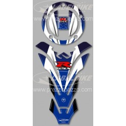 3D STICKERS TANK PROTECTION AND TANK CAP FOR SUZUKI GSX-R