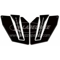 3D STICKERS TANK SIDE PROTECTIONS FOR SUZUKI V-STROM 1000 2014/2019