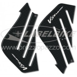 3D STICKERS TANK SIDE PROTECTIONS FOR SUZUKI V-STROM 650 2012/2019