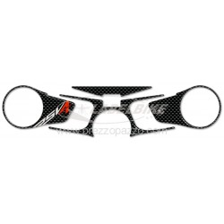 3D STICKERS STEERING PLATE PROTECTION FOR APRILIA RSV4