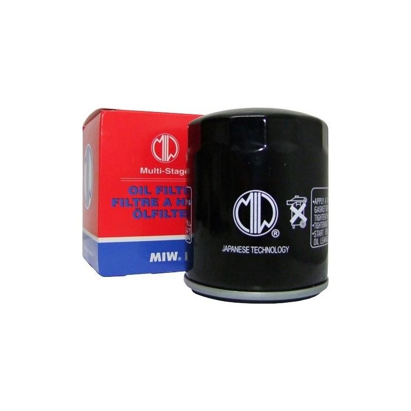 MEIWA 145 OIL FILTER FOR YAMAHA TDM 850 1992/2001, TDM 900 2002/2013, MT-03 2006/2013