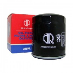 MEIWA 551 OIL FILTER FOR MOTO GUZZI 1200 SPORT, BREVA 1100/850, GRISO 1100/850/8V 1200, STELVIO