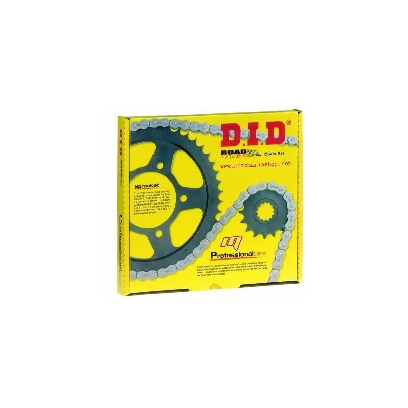KIT TRASMISSIONE DID PROFESSIONAL 5681-16/40 PER KTM SUPER DUKE/R 990 2008/2011