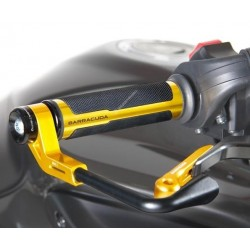 BARRACUDA BRAKE LEVER PROTECTION ALUMINUM LEVER PRO-TECH B-LUX