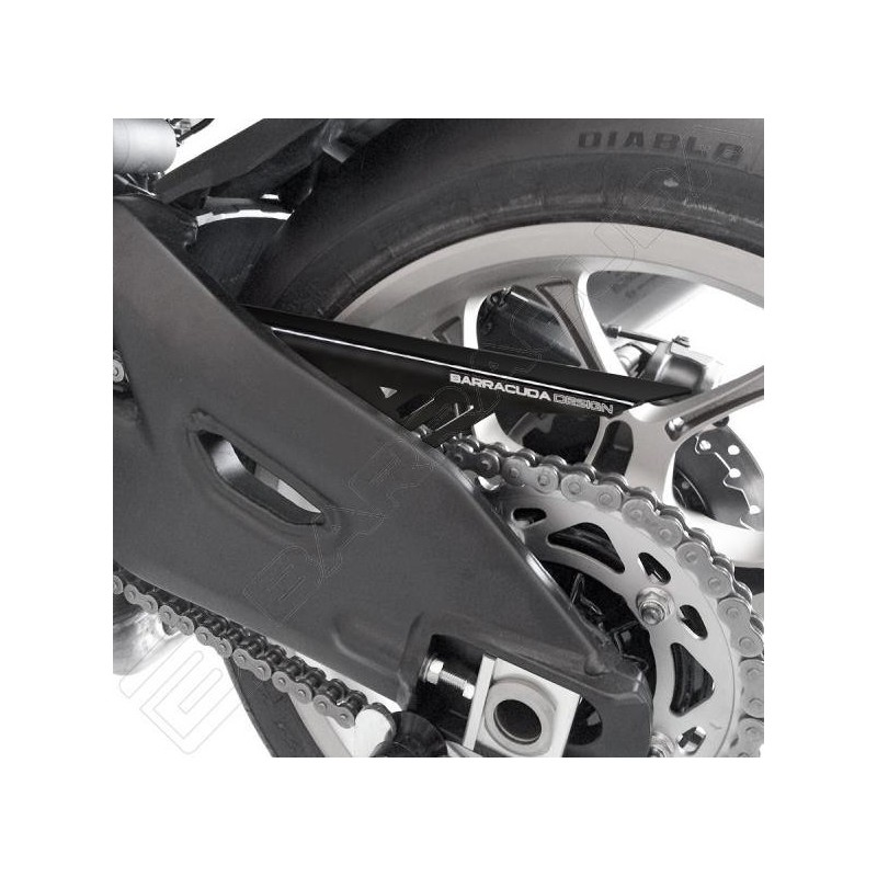 COPRICATENA BARRACUDA PER YAMAHA R1 2015/2018, MT-10 2016/2018
